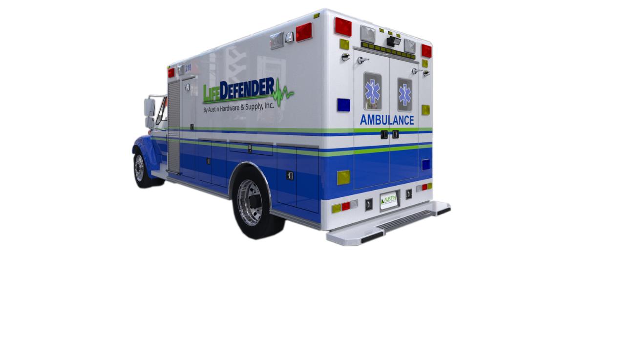 LifeDefender Custom Image