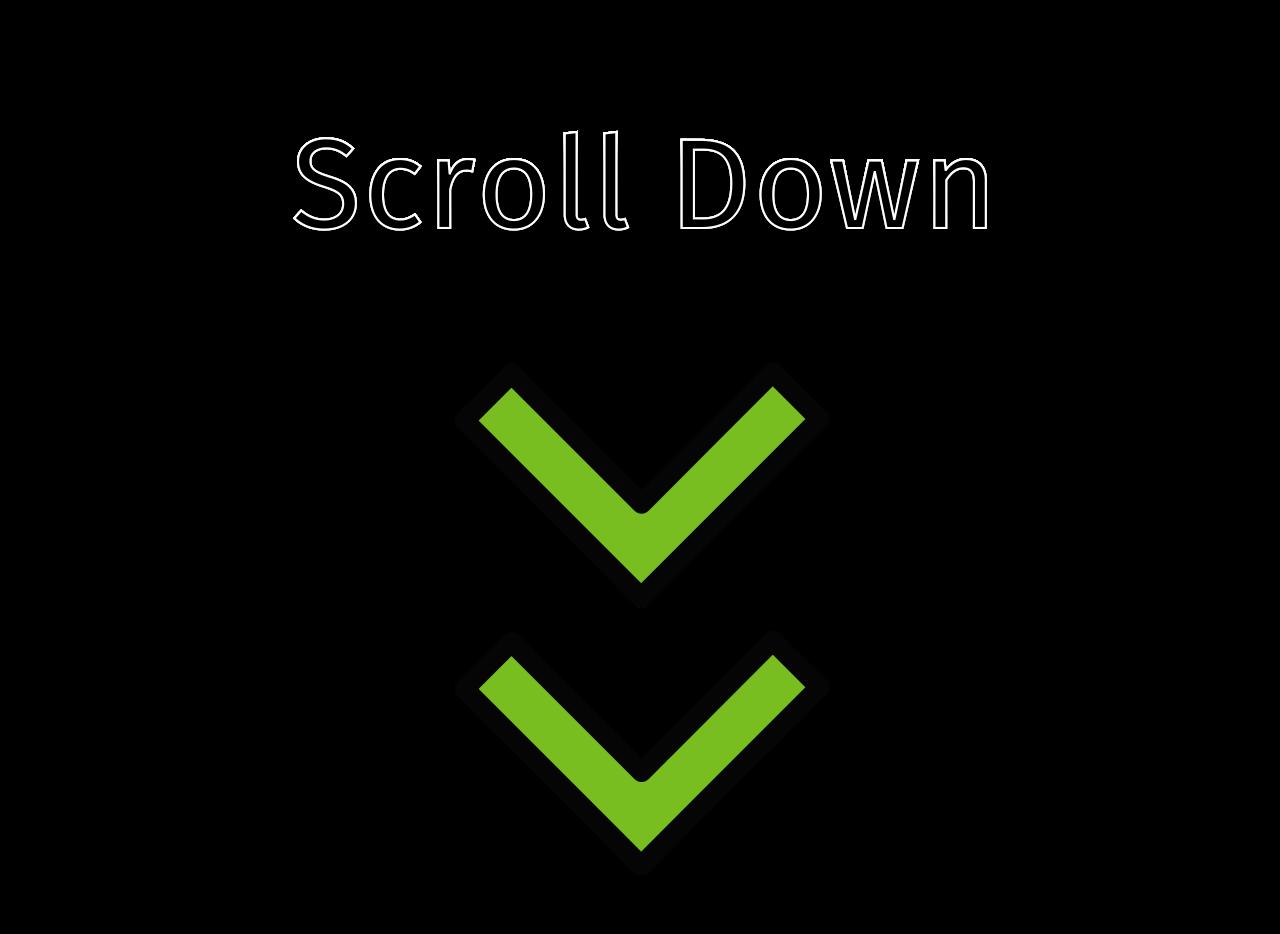 arrow - scroll down - 2-1